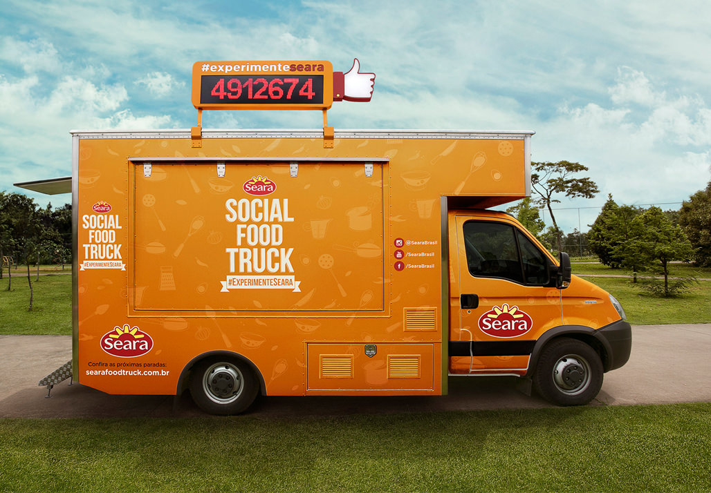 Food Truck Seara SP